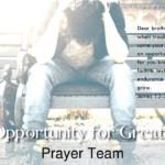 An Opportunity for Great Joy
