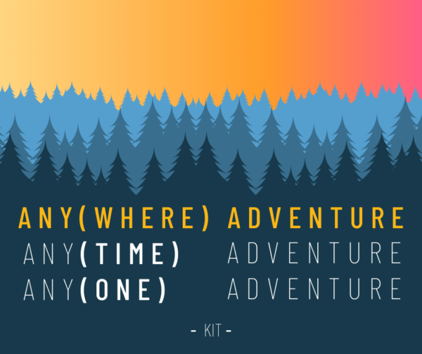 Anywhere Adventure Kit
