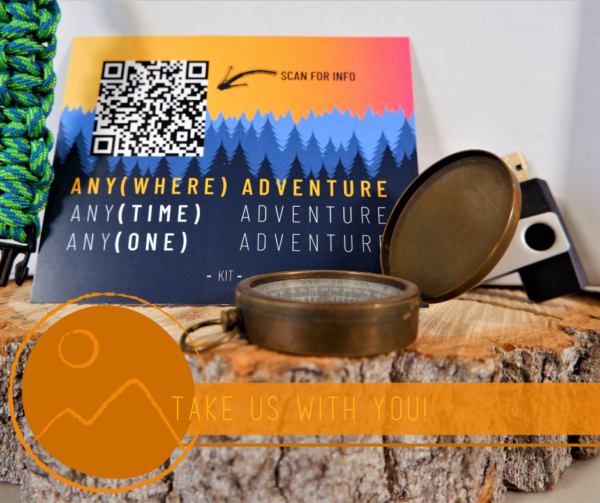 Anywhere Adventure Kit Chapter One